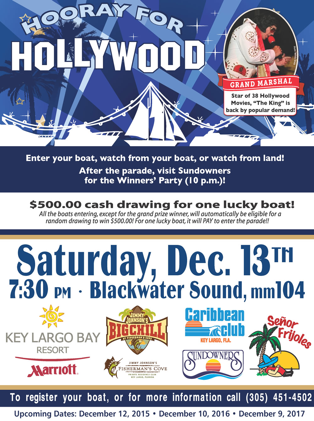 Key Largo Boat Parade